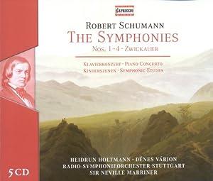 Schumann R.: Symphonies Nos.