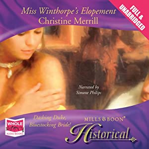 Miss Winthorpe's Elopement Audiobook