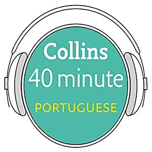 Portuguese in 40 Minutes Audiobook