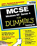 img - for McSe Windows Nt Server 4 for Dummies: Training Kit (For Dummies Series) book / textbook / text book