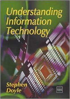 technology information understanding amazon doyle stephen books