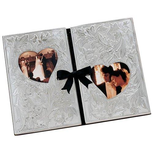 Lenox Wedding Promises Silver Plate Double AlbumB00009XSYV