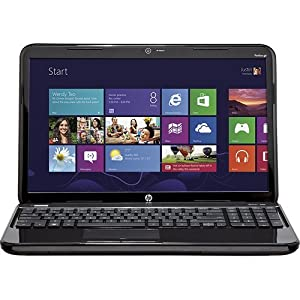 HP Pavilion g6-2228DX 15.6-Inch Laptop (Black)