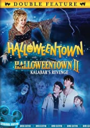 Halloweentown I & II - Double Feature