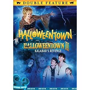Halloweentown/ Halloweentown II -  Kalabar's Revenge