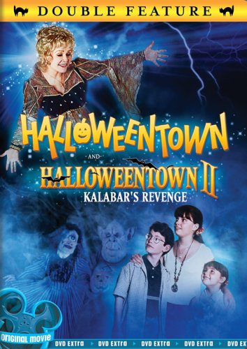 Halloweentown Double Feature [Reino Unido] [DVD]