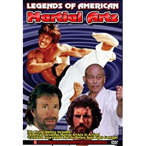 Legends of American Martial Arts movie