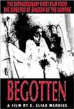 Begotten cover.