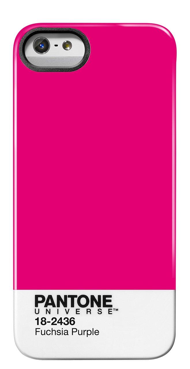 Pantone Universe IMD - Carcasa para Apple iPhone 5/5S, fucsia - Electrónica - Comentarios y más información