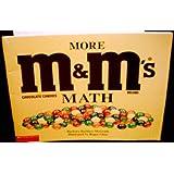 More M&M's brand chocolate candies math