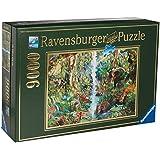 Ravensburger - Animales de la selva, puzzle 9000 piezas (17801 8)