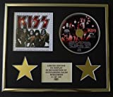 KISS/CD DISPLAY/LIMITED EDITION/COA/GREATEST HITS