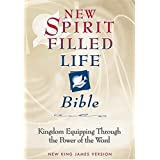 New Spirit-filled Life Bible, New King James Version: Kingdom Equipping Through The Power Of The Word, British Sable, Genuine Leather, Thumb-indexed - Leather Bound (jan. 14, 2004)