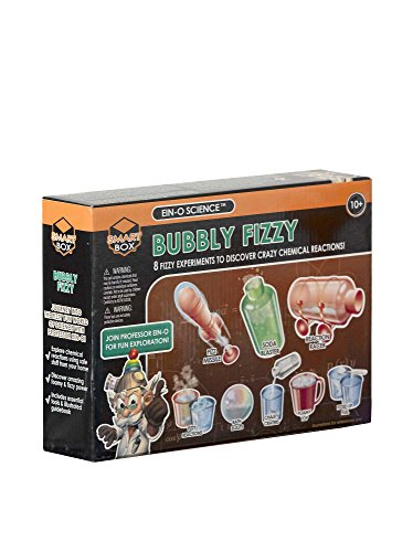 Tedco Toys 32003 Bubbly Fizzy Large Science Kit - 1
