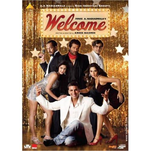 Amazon.com: Welcome (Hindi Movie / Indian Film / akshay kumar/Indian