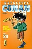 echange, troc Gosho Aoyama - Détective Conan, tome 29