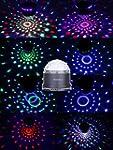 Supertech 12 Color Changes RGB Sound...