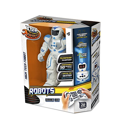 World Brands - Smart Bot, robot controlable por control remoto (XT30037)