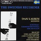 Lyne: Recorder Concerto/Lindh B.: Recorder Concert