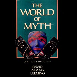 The World of Myth Audiobook
