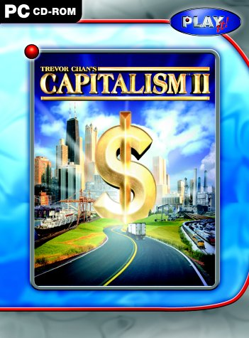 Capitalism II Deutsche  Texte, Menüs Cover
