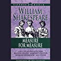 Measure for Measure Performance by William Shakespeare Narrated by  Royal Shakespeare Company