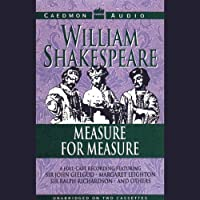 Measure for Measure audio book