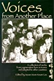 img - for Voices from Another Place: A Collection of Works from a Generation Born in Korea and Adopted to Other Countries by Cox, Susan Soon-Keum (1999) Paperback book / textbook / text book