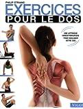 Exercices pour le dos