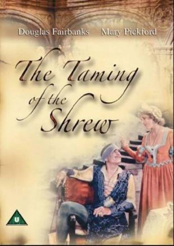 The Taming Of The Shrew [1929] [DVD] [Reino Unido]