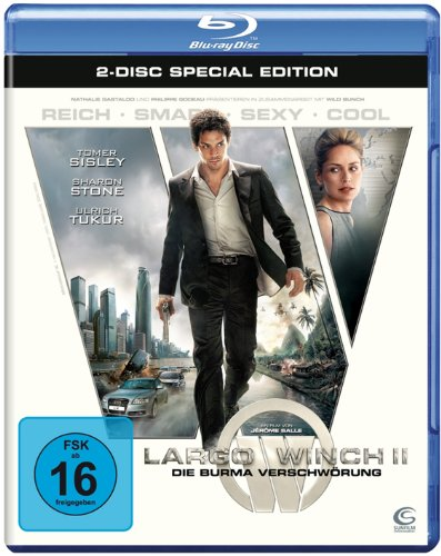 Largo Winch 2 - Die Burma-Verschwörung (2-Disc Special Edition) [Blu-ray]