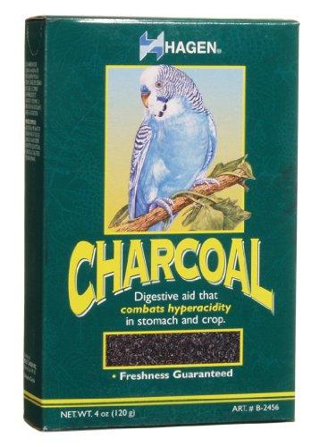Bird Charcoal, 4 Ounces