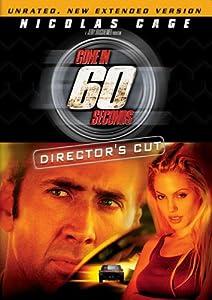 Gone in 60 Seconds (Director's Cut) (Bilingual)