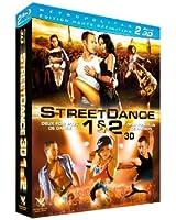 StreetDance 3D + StreetDance 2 3D [Blu-ray 3D] [Combo Blu-ray + DVD]