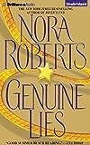 Nora Roberts Genuine Lies