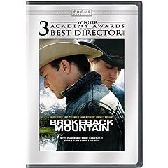 Brokeback Mountain (Widescreen Edition)