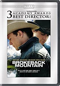NEW Brokeback Mountain (DVD)