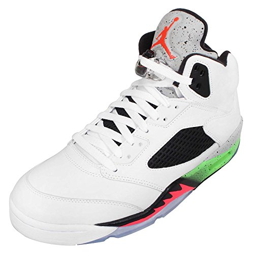 Nike Air Jordan 5 Retro Mens Hi Top Basketball Trainers 136027
