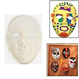 Decorate Your Own Paper Masks (6 pc)