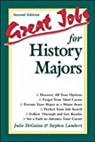 Great Jobs for History Majors (0658010611) by Lambert, Stephen