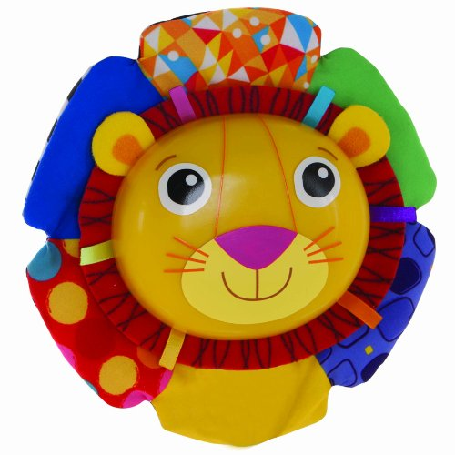 Lamaze Cot Soother, Logan the Lion