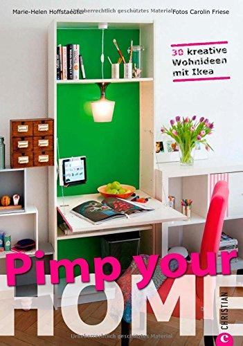 libro wohnideen pimp your home 30 kreative wohnideen. Black Bedroom Furniture Sets. Home Design Ideas