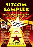SITCOM SAMPLER,  Film clips from your favorites. TV comedy nostalgia, 50s, 60s.
