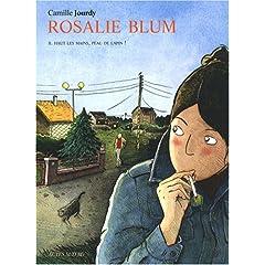 Haut les mains, peau de lapin! (Rosalie Blum, Tome 2) - Camille Jourdy