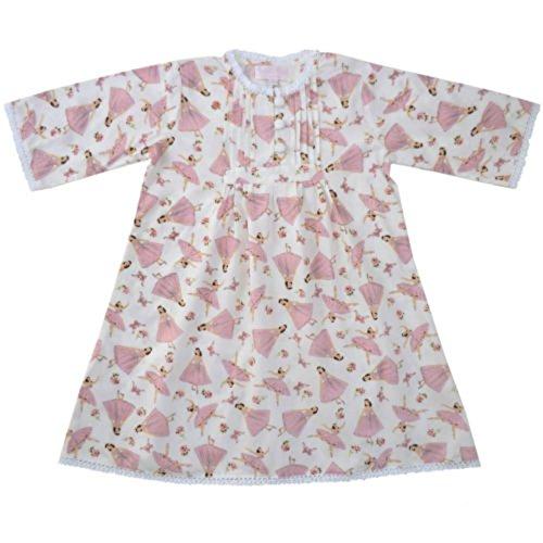 powell-craft-big-girls-cotton-ballerina-nightdress-white-8-9-years