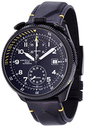 [ハミルトン]HAMILTON 腕時計 Khaki Takeoff Limited Edition(カーキ テイクオフ リミテッド エディション) 世界1999本 H76786733 メンズ 【正規輸入品】