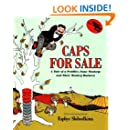 Caps for Sale Big Book (Reading Rainbow Book)