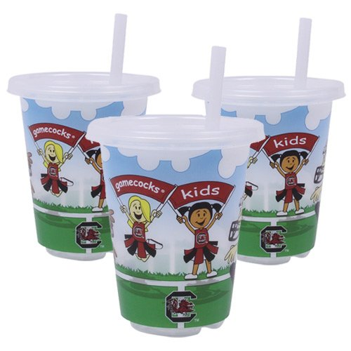 Baby Fanatic Sip and Go Cup, University of South Carolina - 1