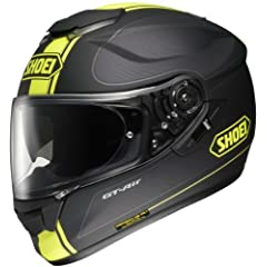 Shoei Mens Gt-Air Wanderer Full Face Motorcycle Helmet by Shoei
