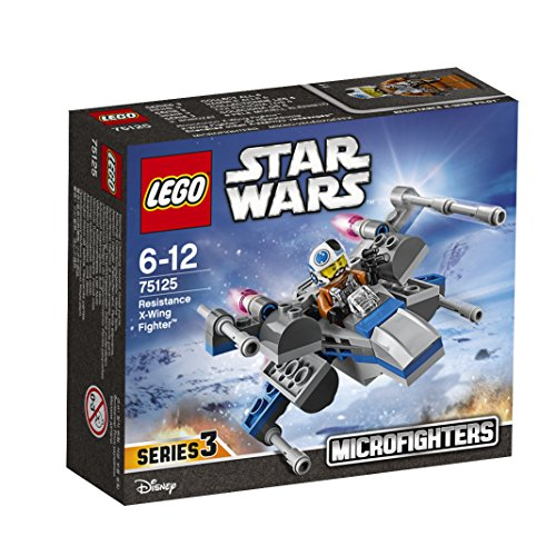 LEGO Star Wars Resistance X-Wing Fighter Building Set